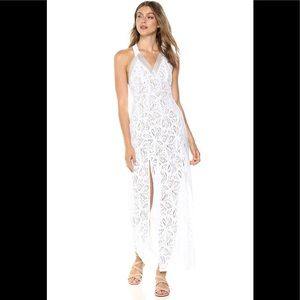 LEILANI LACE MAXI DRESS. NWT